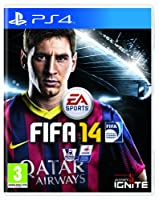 FIFA 14 (PS4) (輸入版)