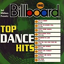 Billboard Top Dance Hits: 1982