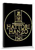1art1 Logos - Hattori Hanzo Master Sword Craftsman Okinawa