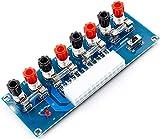 XH-M229 Desktop PC Chassis Power ATX Transfer Board Supply Power Module 24Pin