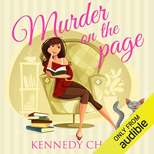 Murder on the Page cover art