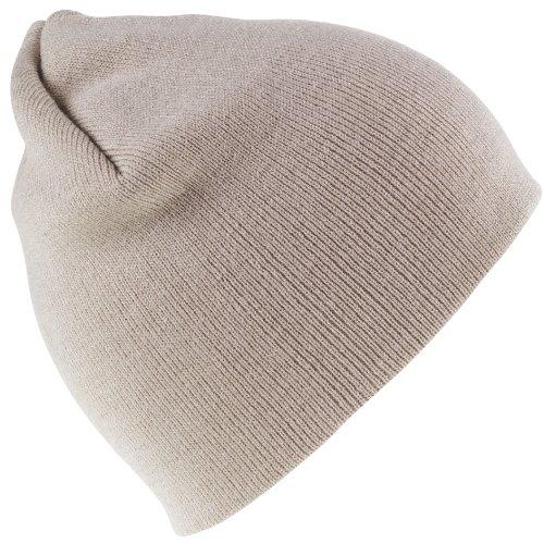 Result - Bonnet (Taille Unique) (Beige)