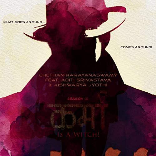 Chethan Narayanaswamy feat. Aishwarya Jyothi & Aditi Srivastava