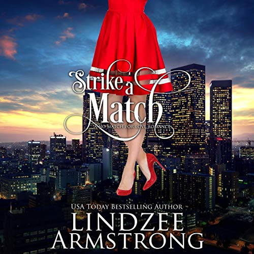 Strike a Match audiobook cover art