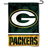 WinCraft Green Bay Packers Double Sided Garden Flag