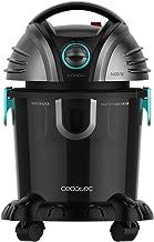 Cecotec Aspirador de sólidos y líquidos Conga Wet&Dry TotalClean Potencia 1400 W, Capacidad 15 litros, 7 Metros Radio de a...
