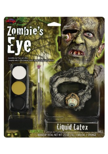 Zombie Eyes Hanging Eyeball - Perfect For Halloween