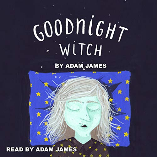 Goodnight Witch audiobook cover art