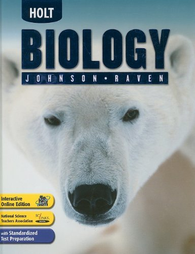 Holt Biology: Student Edition 2006