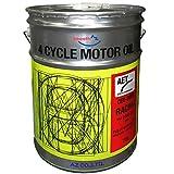 AZ (エーゼット) CER-998 4輪用 4サイクルエンジンオイル 20L 20W-60 RACING AET 100%化学合成油 SN 4輪用 PAO(G4)+ESTER(G5) 自動車用 モーターオイル EG859