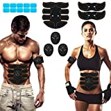 SPORTLIMIT Abs Stimulator, Wireless...