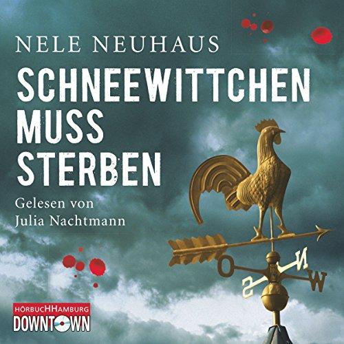 Schneewittchen muss sterben audiobook cover art