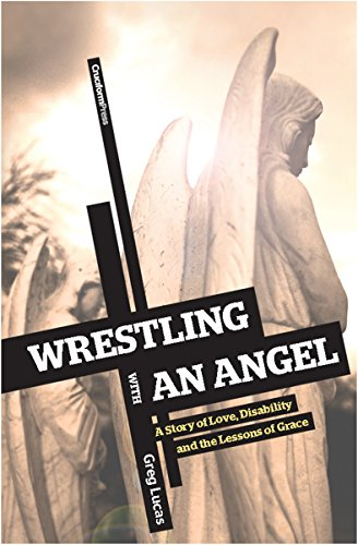 Wrestling with an Angel audiobook cover art