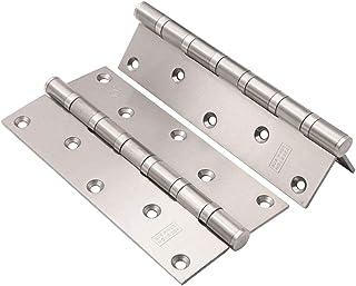 Hardware Accessories Bisagra de Acero Inoxidable, Casa de 8 Pulgadas de Gran Puerta de Madera