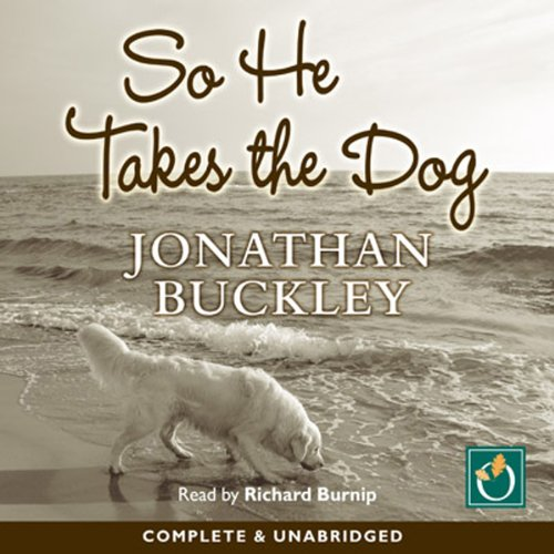 So He Takes the Dog audiobook cover art