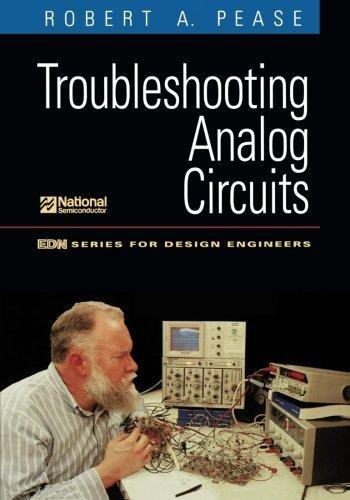 Troubleshooting Analog Circuits (EDN Series for Design Engineers) (English Edition)