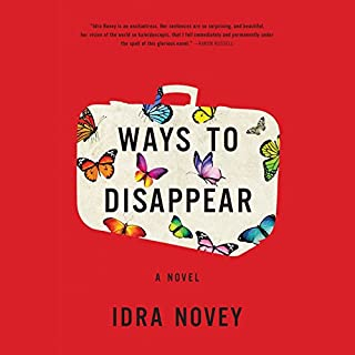 Ways to Disappear audiobook cover art