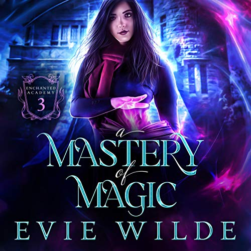 Couverture de A Mastery of Magic