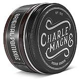 Charlemagne OG Pomade al agua – Brillo perfecto – Fijación fuerte ideal - Cera para peinar para hombres -100ML - Cera para el cabello hecha en el UK - Noble fragancia – Fijación fuerte –duradera
