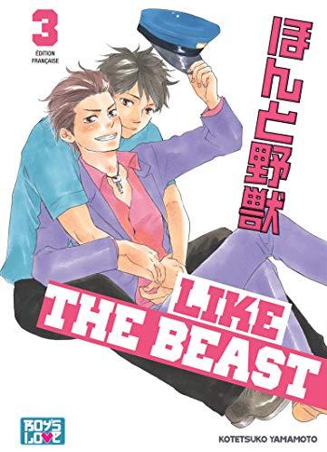 Like The Beast - Tome 03 - Livre (Manga) - Yaoi