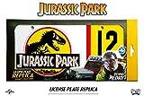 Doctor Collector- Jurassic Park 'DENNIS NEDRY' Matrícula