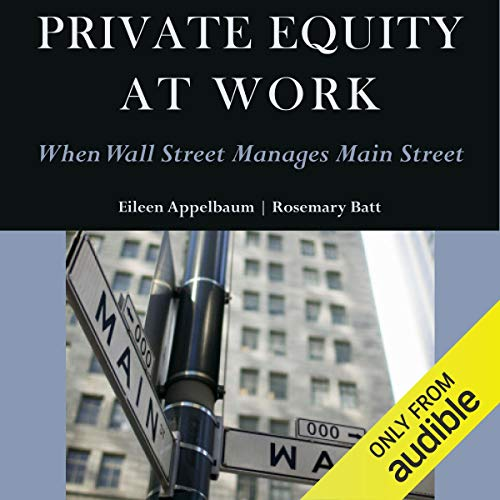 Private Equity at Work cover art