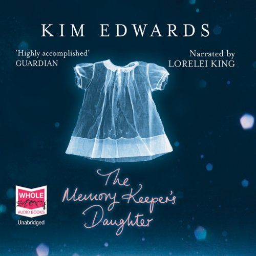 The Memory Keeper's Daughter audiobook cover art