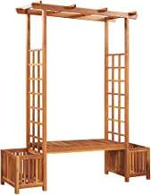 Best garden wood pergola Reviews