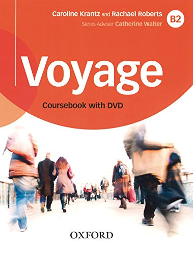 Voyage B2 Student's Book and DVD Pack