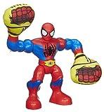 Marvel Figura de acción de Hasbro, diseño de Héroes, Súper Héroe Spider-Man Sling Adventures