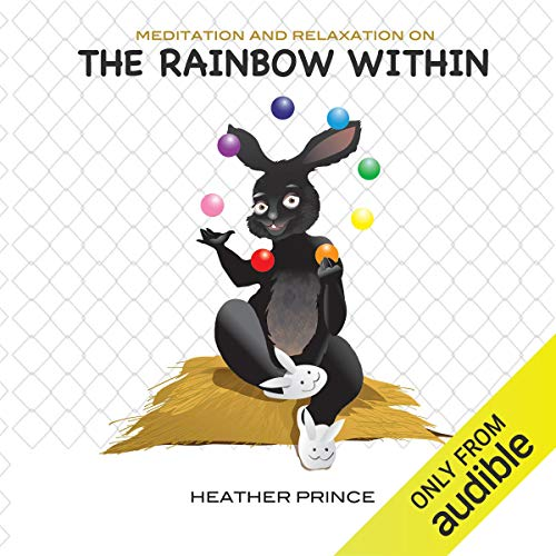The Rainbow Within audiobook cover art