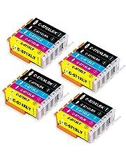 EBY 570XL 571XL inktcartridges compatibel met Canon PGI-570 CLI-571 voor Pixma MG5700 MG5750 MG5752 MG5753 MG6850 MG6852 MG7750 TS5000 TS50 TS53 TS5 TS TS5 TS5 TS TS5 TS TS5 TS TS5 TS5 TS TS5 TS TS5 TS5 TS6050 TS8050 TS6051 MG6851 TS6052