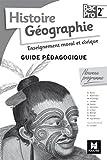 Histoire-Géographie-EMC - 2de BAC PRO - Guide pédagogique - Foucher - 04/07/2016