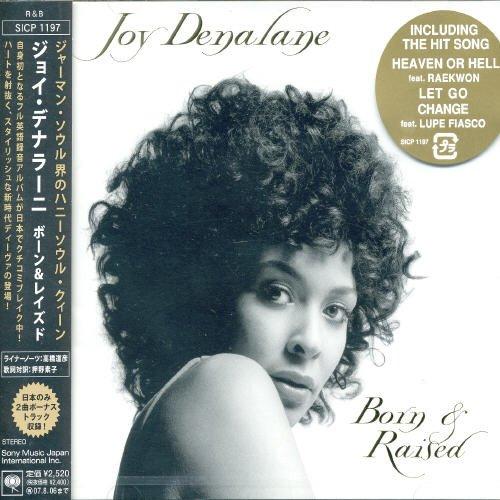 Joy Denalane: Born & Raised (+Bonus) (Audio CD)