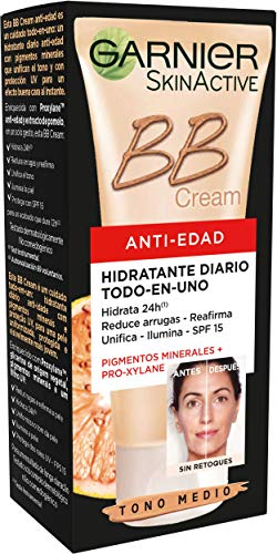 Skin Naturals Anti-Aging-BB Cream 50 ml Medium