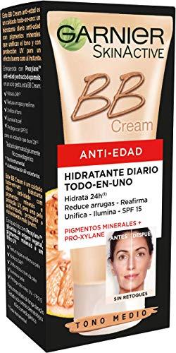 Garnier Skin Active BB Cream Perfeccionador Prodigioso Pieles Normales Tono Medio - 50 ml