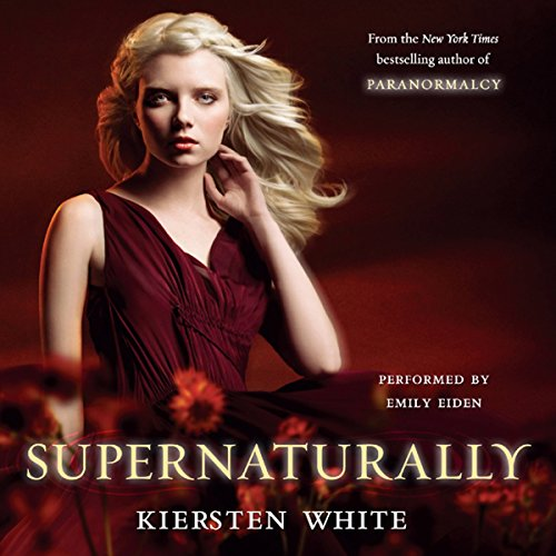 Supernaturally cover art