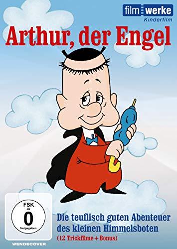 Arthur Der Engel DVD