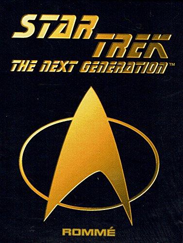 StarTrek - The Next Generation Rommé Kartenspiel
