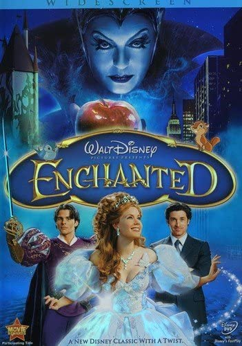 Enchanted Widescreen Edition product image