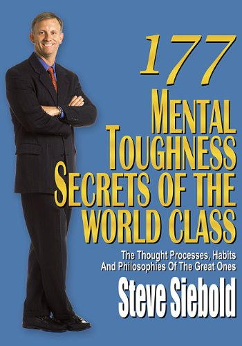 177 Mental Toughness Secrets of the World Class (English Edition)