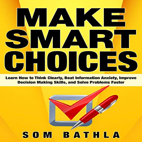 Page de couverture de Make Smart Choices