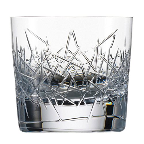 Zwiesel Hommage Glace, Whisky-Glas, Glas, transparent, 19,4 x 17,1 x 9,5 cm