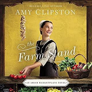 The Farm Stand audiobook cover art