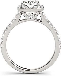crislu diamond rings