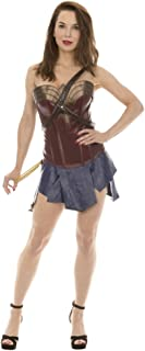 Wonder Woman Corset & Skirt Cosplay Costume