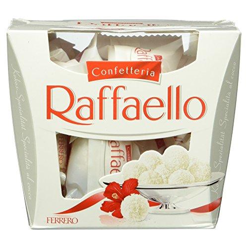 Ferrero Raffaello 15 Pralinen, 150 g