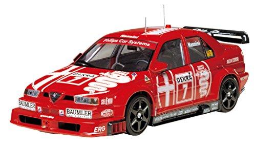 Alfa Romeo - 155 V6 TI (Red) - 1/24 Scale - Model...