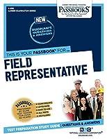 Field Representative (Career Examination)