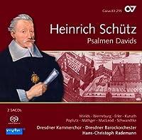 Schuetz: Psalms of David by Werneburg (2013-10-29)